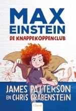 Chris Grabenstein James Patterson, Max Einstein
