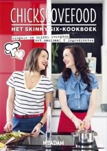 Nina de Bruijn, Elise  Gruppen Chickslovefood: het skinny six-kookboek