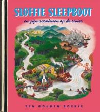 Gertrude Crampton , Sloffie Sleepboot en zijn avonturen op de rivier
