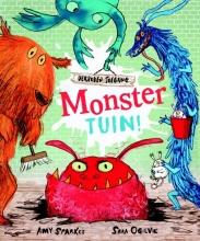 Amy  Sparkes Monstertuin!