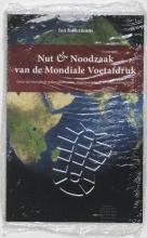 Juffermans, Jan Nut en noodzaak van de mondiale voetafdruk