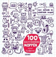 100 Knotsgekke moppen voor kinderen - per 6 ex