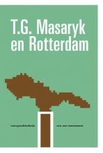 Pieter J.  Goedhart, Jan C.  Henneman T.G. Masaryk en Rotterdam