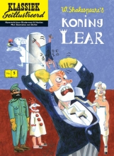 William  Shakespeare Koning Lear