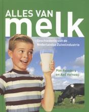 Aad Vernooij Pim Reinders, Alles van melk