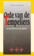 J.J. van Baaren , De orde van de Tempeliers