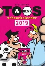 Paul  Kusters Toos & Henk scheurkalender 2019
