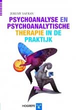 Jeremy Safran , Psychoanalyse en psychoanalytische therapie in de praktijk