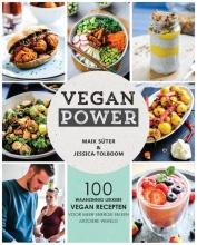 Maik  Süter, Jessica  Tolboom Vegan Power