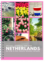 Anika Redhed , Travel Journal The Netherlands
