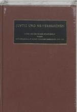D.W. de Mildt C.F. Ruter, Justiz und NS-Verbrechen XL