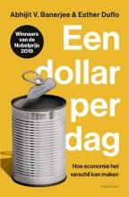 Esther Duflo Abhijit Banerjee, Een dollar per dag