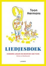 Toon Hermans , Liedjesboek