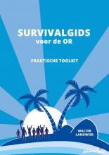 Walter  Landwier Survivalgids voor de OR