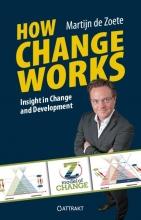 Martijn de Zoete , How change works