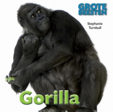Stephanie  Turnbull Gorilla