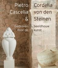 Emma van Proosdij , Pietro Cascella en Cordelia von den Steinen - beeldhouwersechtpaar