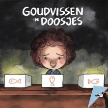 Edward van de Vendel, Floor de Goede Okapi Goudvissen in doosjes (set van 5)