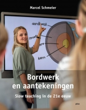 Marcel Schmeier , Bordwerk en aantekeningen