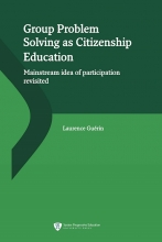 Laurence  Guérin Group Problem Solving As Citizenship Education