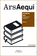 , Huurrecht 2020