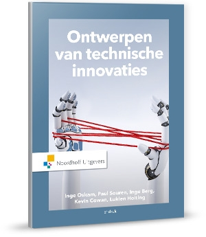 Inge Oskam, Paul Souren, Inge Berg, Kevin Cowan, Lukien Hoiting,Ontwerpen van technische innovaties