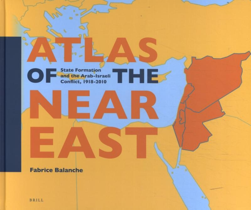 Fabrice Balanche,Atlas of the Near East
