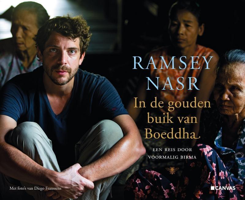 Ramsey Nasr,In de gouden buik van Boeddha