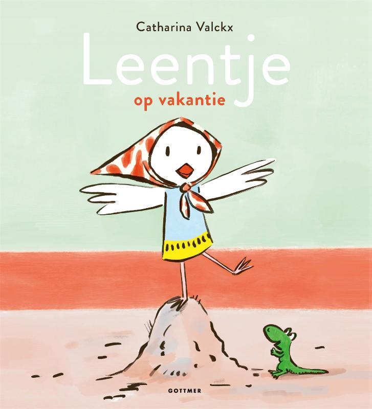 Catharina Valckx,Leentje op vakantie