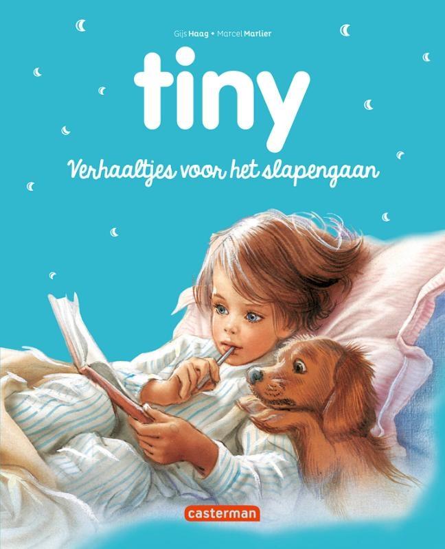 Gijs Haag,Tiny Verhaaltjes voor het slapengaan Tiny gaat winkelen