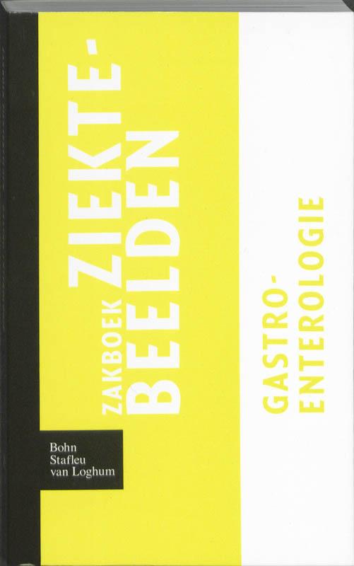 ,Zakboek ziektebeelden Gastro-enterologie