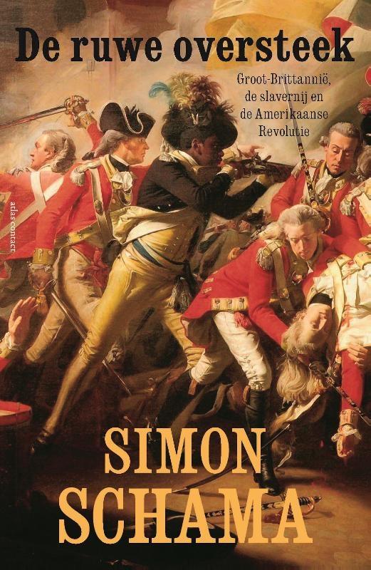 Simon Schama,De ruwe oversteek