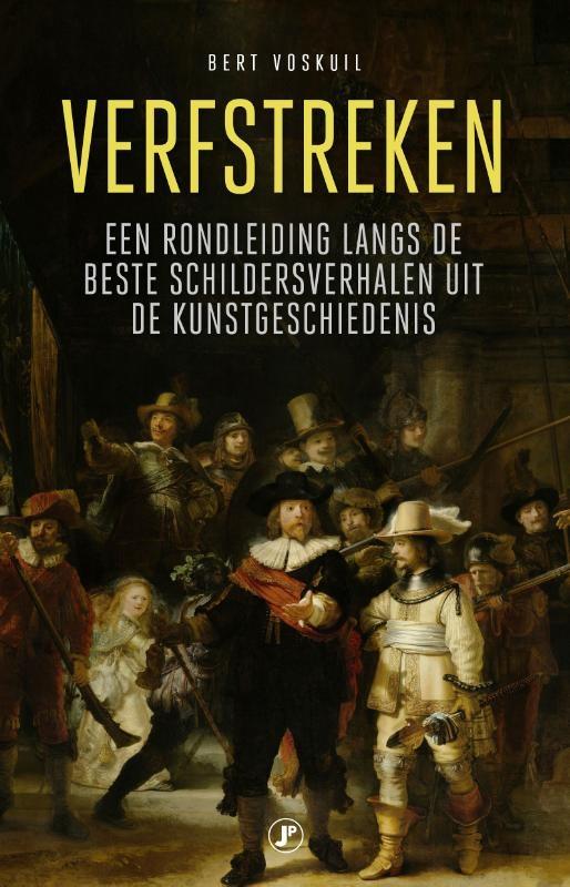 Bert Voskuil,Verfstreken
