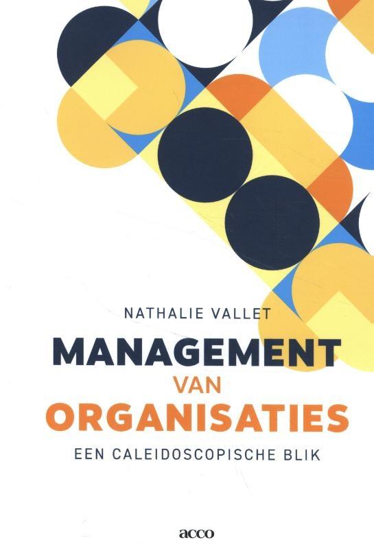 Nathalie Vallet,Management van organisaties