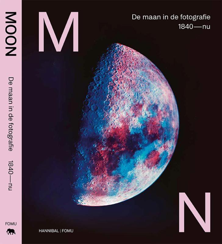 Maarten Dings, Joachim Naudts,De maan in de fotografie 1840-nu