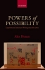 Houen, Alex,Powers of Possibility