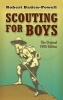 Baden-Powell, Robert,Scouting for Boys