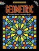 Dover, Dover,Geometric Stained Glass Coloring Book