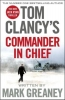 <b>Tom Clancy</b>,Commander-in-chief