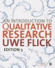 Flick, Uwe,Introduction to Qualitative Research
