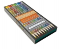 Fantastic Colours,10 Colored Pencils