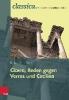 Kuhn-Chen, Barbara,Cicero, Reden gegen Verres und Catilina