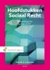 <b>C.J.  Loonstra</b>,Hoofdstukken Sociaal Recht editie 2017