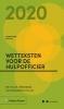 M.G.M.  Hoekendijk,Zakboek Wetteksten voor de Hulpofficier 2020