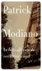 <b>Patrick  Modiano</b>,In het caf&eacute; van de verloren jeugd