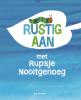 <b>Eric  Carle</b>,Rustig aan met Rupsje Nooitgenoeg
