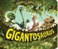 Jonny  Duddle,Gigantosaurus kartonboek