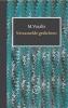 <b>M.  Vasalis</b>,Verzamelde gedichten (midprice)