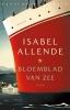 Isabel  Allende,Bloemblad van zee