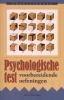 John  Wiering,Praktijkboek psychologische test